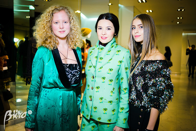 Vogue Fashion's Night Out 2015