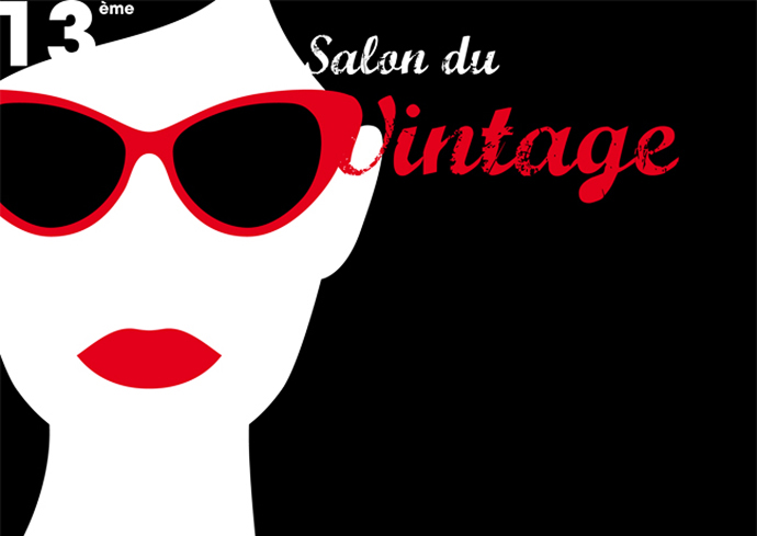 Ретроспектива Yves Saint Laurent на Salon du Vintage