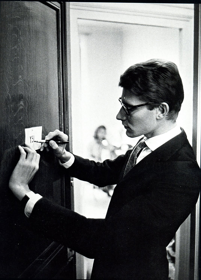 Архивы Yves Saint Laurent доступны онлайн