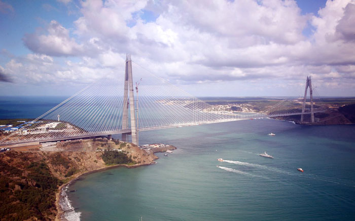 turkish largest bridge