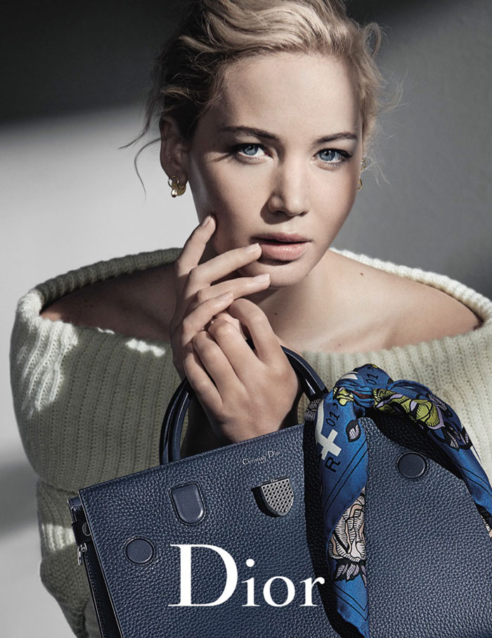 dior jennifer lawrence aw16