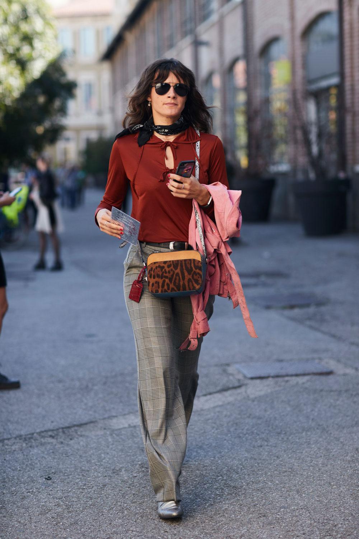 фото модных итальянцев на улицах