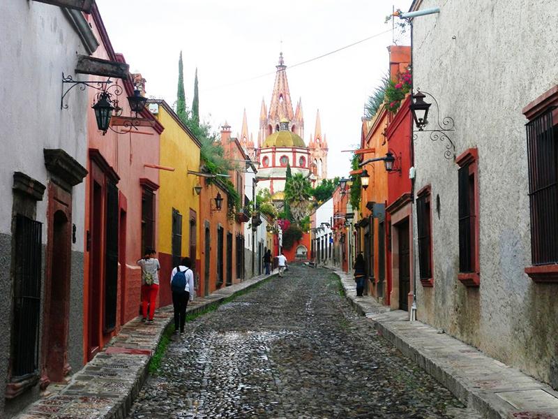 От Марокко до Японии: Названы 25 самых красивых улиц в мире (фото 4)