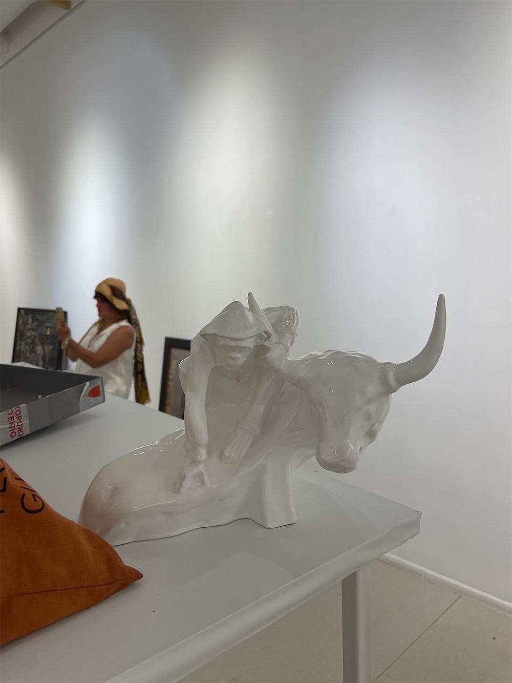 """""""Психодарвінізм. Практичний гуманізм"""": У Музеї сучасного мистецтва Одеси відкривається виставка Іллі Чичкана"""