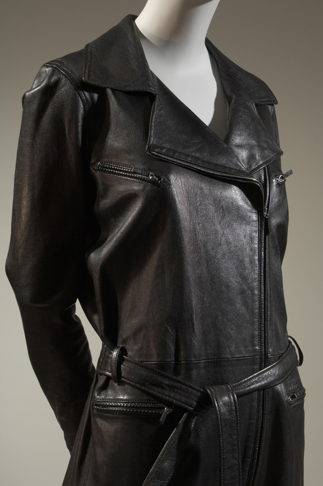 Leather jaket