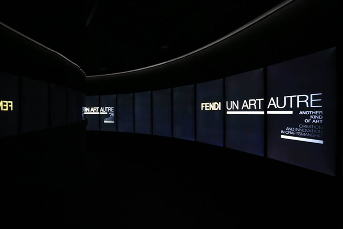 Fendi Exhibition