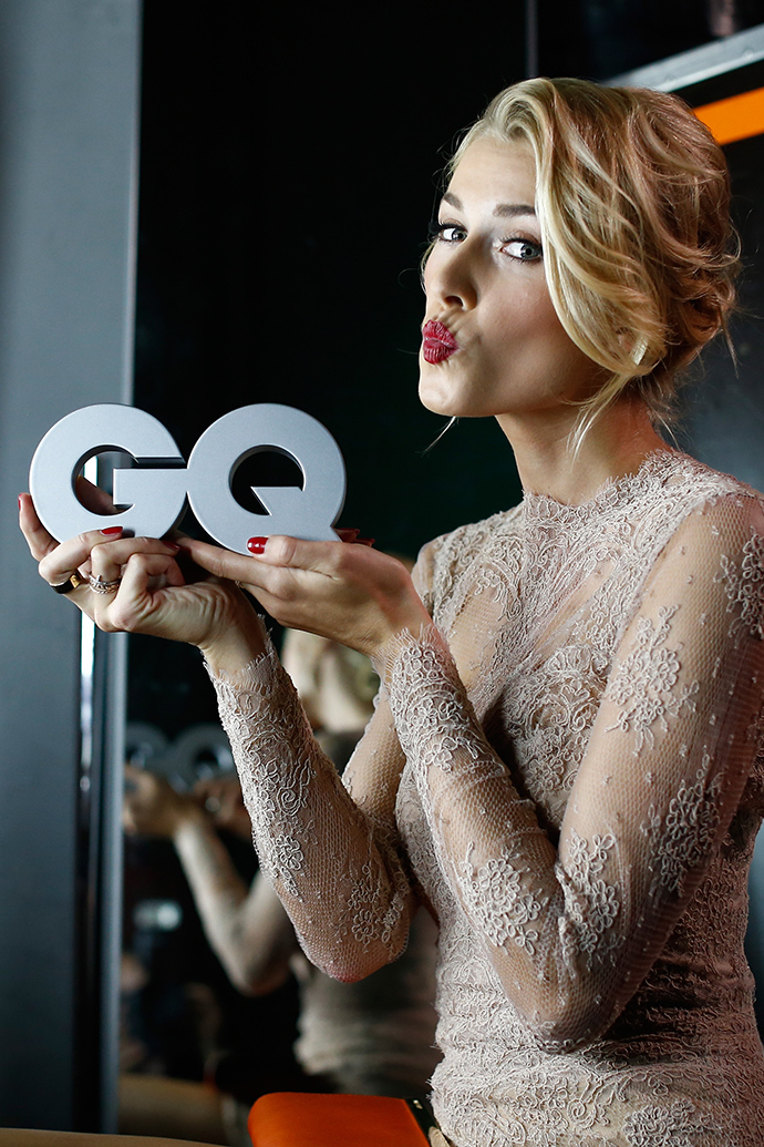 GQ Men Of The Year Award 2013
