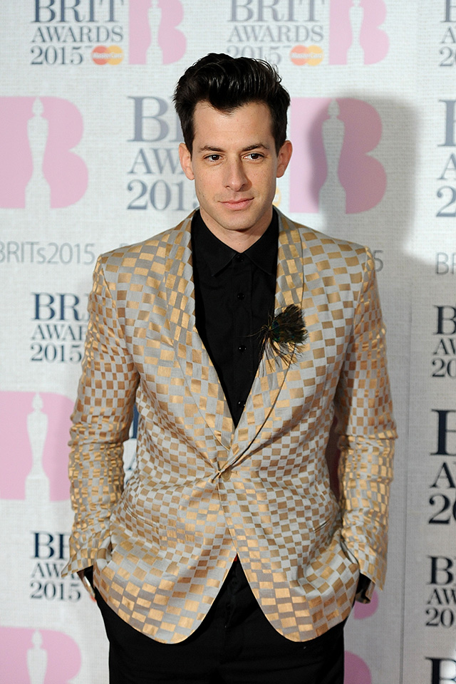 Церемония BRIT Awards — 2015 (фото 9)