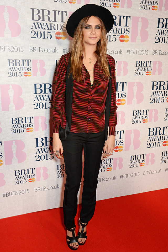 Церемония BRIT Awards — 2015 (фото 2)