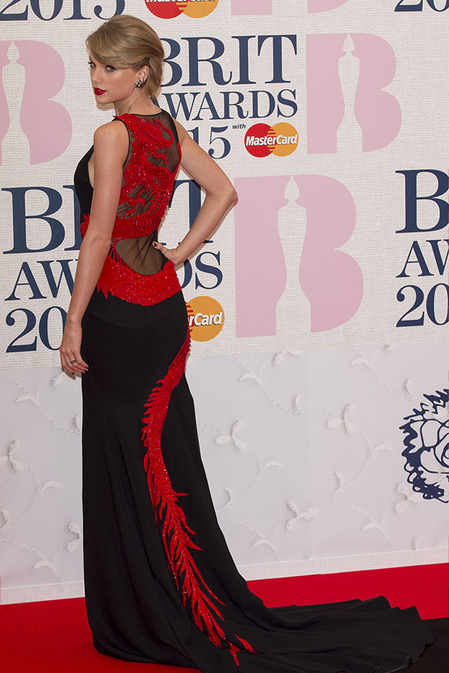Церемония BRIT Awards — 2015 (фото 11)
