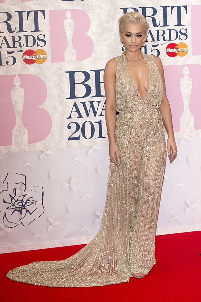 Церемония BRIT Awards — 2015 (фото 4)
