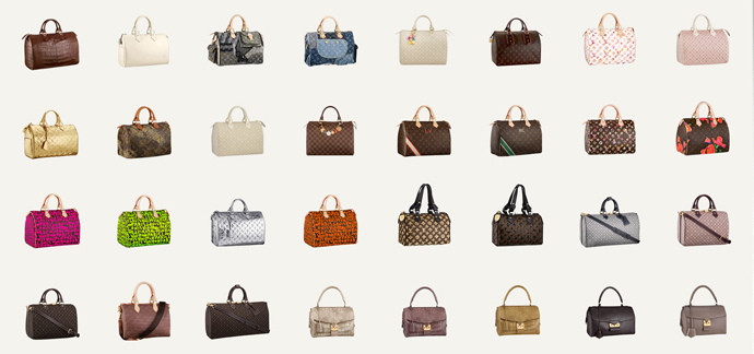Книга Louis Vuitton City Bags: A Natural History
