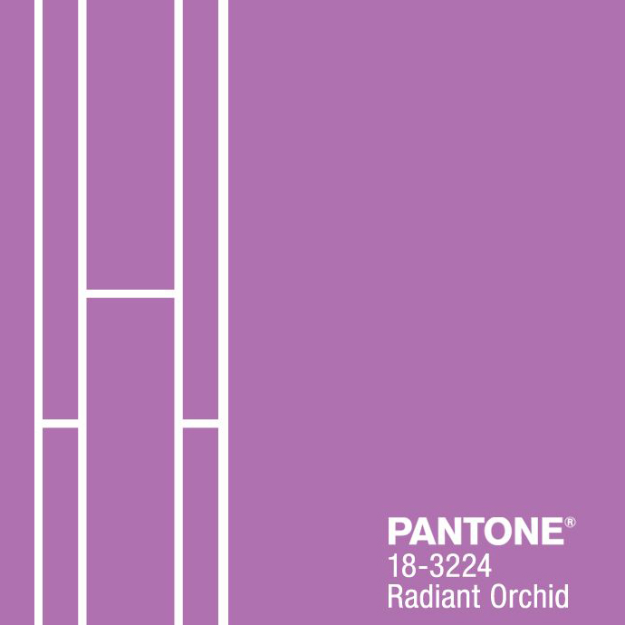 Pantone colour of 2014