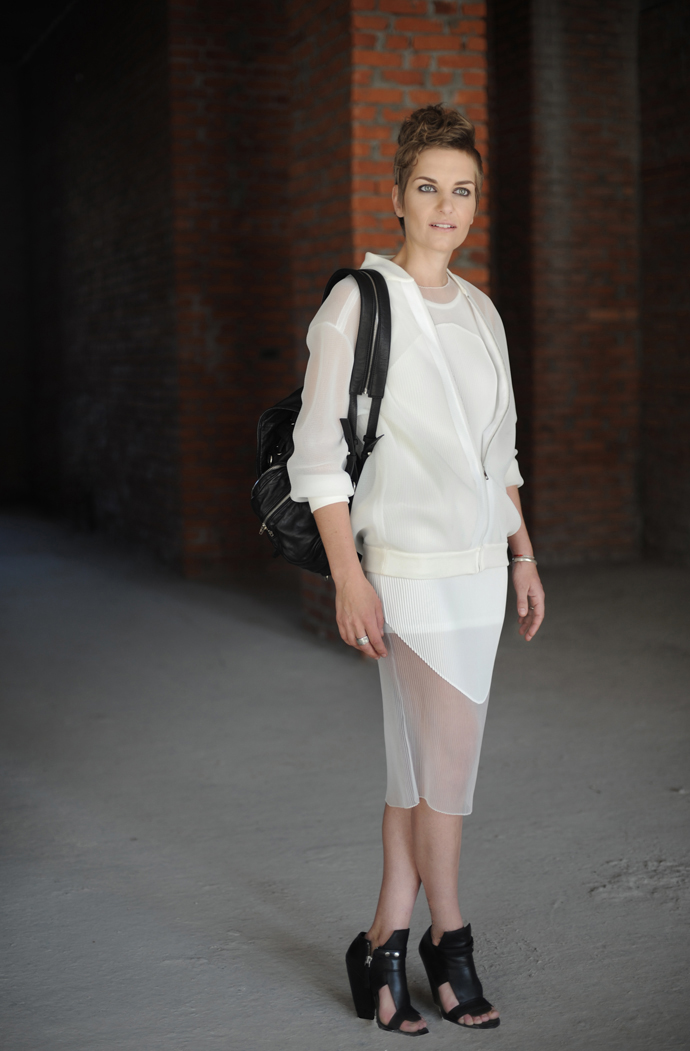 Look of the Week Stella McCartney: Надя Пожарская