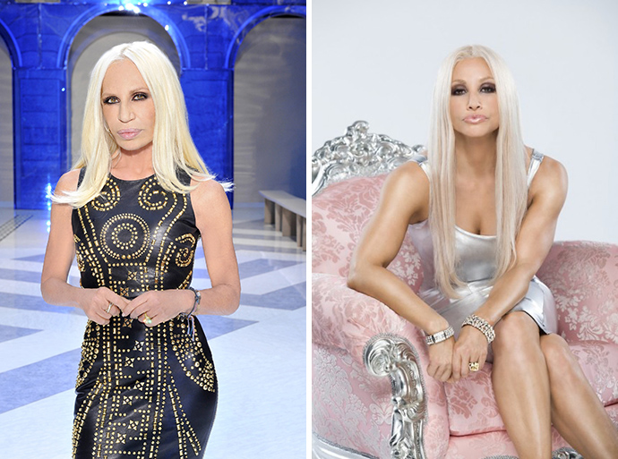 Донателла Версаче не одобрила фильм House of Versace