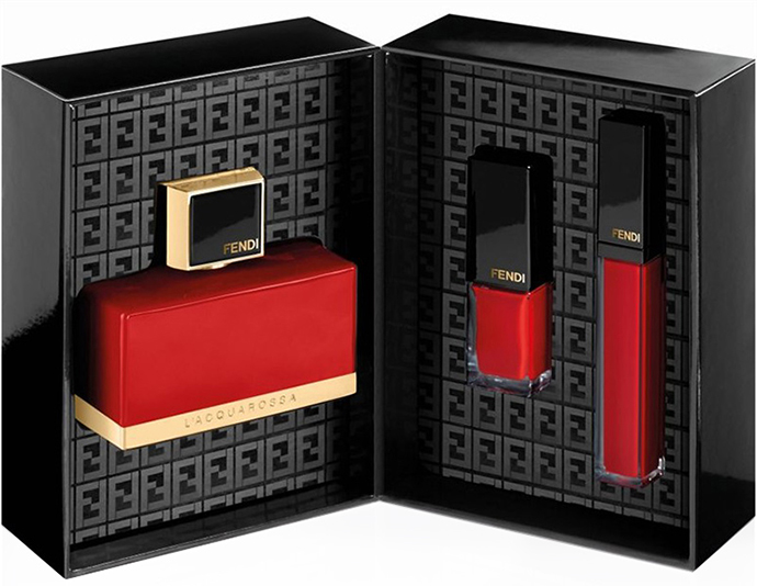 L'Acquarossa Red Essentials от Fendi