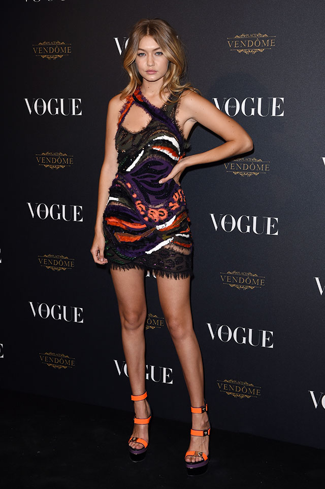 Vogue Paris 95th Anniversary Party