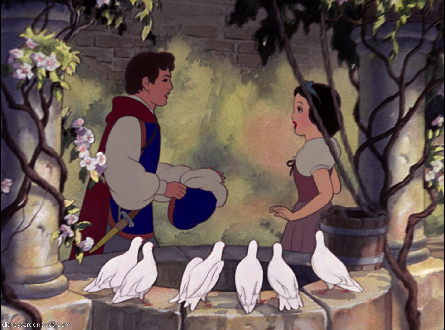 True beauty of snow white | Coursework Writing Service