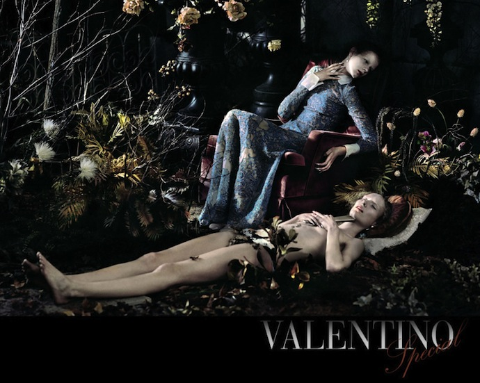 Съемка Valentino Special в Another Magazine (фото 6)