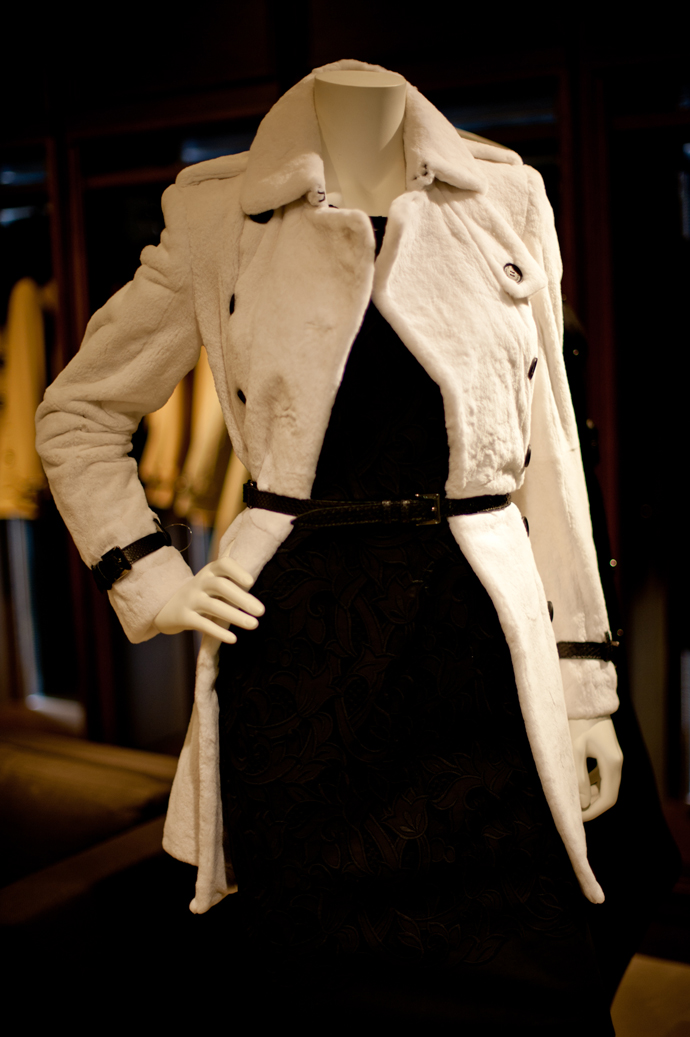 Exclusively Ours Burberry Trench