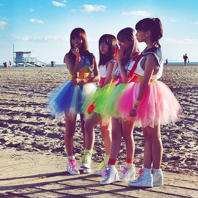 Local japanese girls