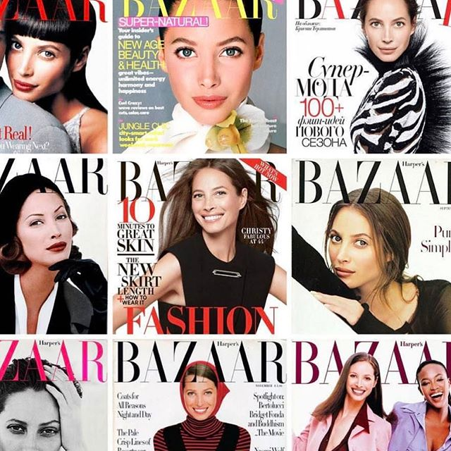 Happy 150th @harpersbazaarus! Thanks for all the great memories and images over the years.