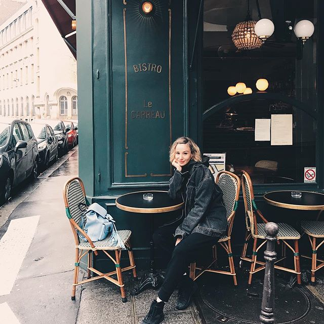Parisian days,without Parisian style