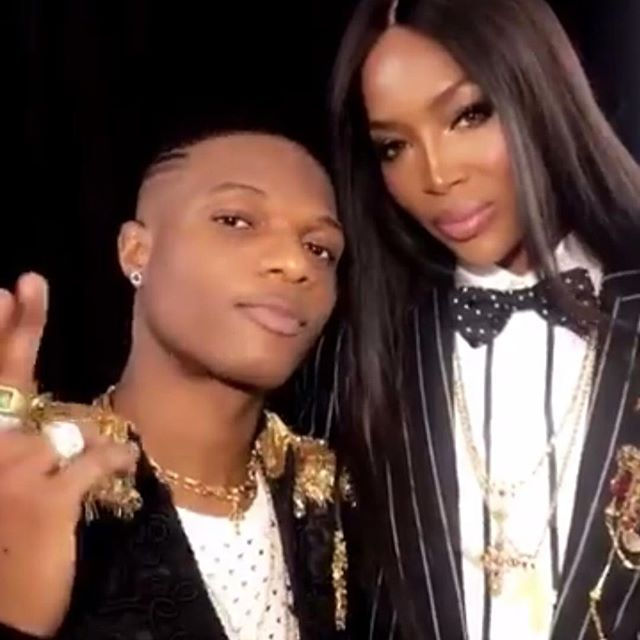 HAPPY BIRTHDAY TO THE ONE&  ONLY @WIZKIDAYO THIS IS A MAGICAL YEAR FOR YOU , YOUR SATURN RETURN , MAY IT BESTOW EVERY BLESSING UPON YOU FOR THIS NEWYEAR . ADORE YOU LIL BRO                      #KEEPITBLAZING
