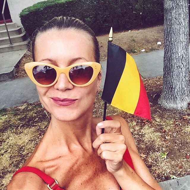 Our cute little country didn t make it but I still love the hell out of our boys!!!! They re my heroes forever            #beforeandafter #reddevils #teambelgium #worldcup #nataliejoos #football