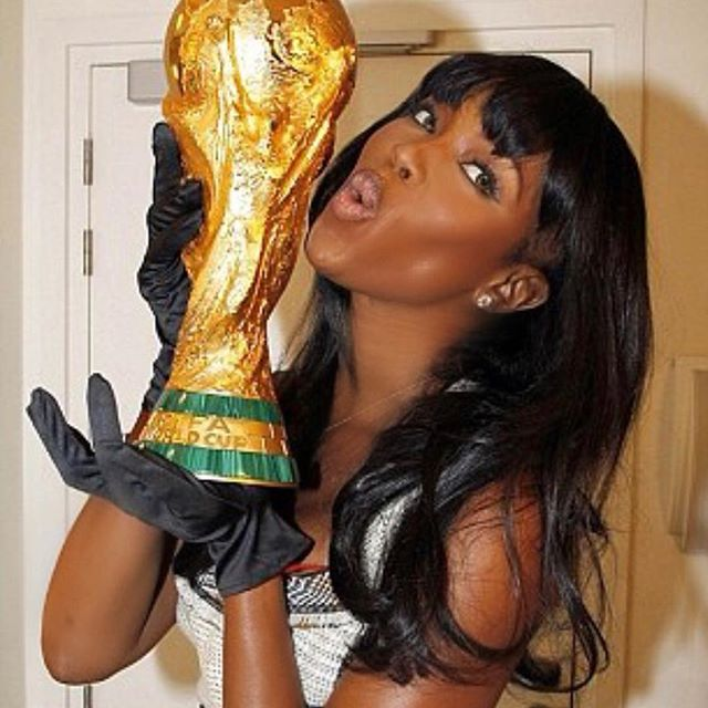 #WORLDCUP2018 BRING THIS TROPHY HOME FRANCE        RUSSIAWITHLOVE