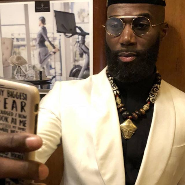 Malcolm Jenkins of the Philadelphia Eagles is taking over our Instagram Stories for the ESPY Awards. Check it out    #wwdeye #espys @malcolmjenkins27 @philadelphiaeagles