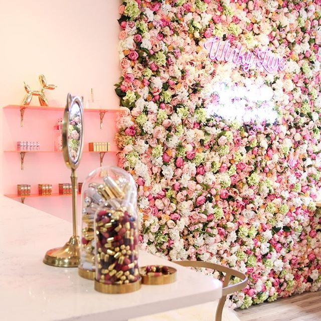 Millennial makeup brand Winky Lux is gearing up for its next whimsical experience, reports @_a_collins . The brand, which houses items in floral packaging and makes products like Disco Gloss, is readying to open a series of stores that take the experiential aspect of Instagram-friendly adventures like 29Rooms, Dream Machine or the Museum of Ice Cream into retail. #wwdbeauty