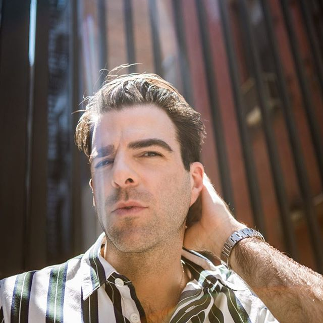 "As Zachary Quinto s impactful run as Harold in  The Boys in the Band  comes to a close this weekend, he tells @leighen , ""People have been really connected to the themes and the ideas in the show...It s also really reflected back to audiences how similar our experiences are today. And I think it also, in a way, transcends gay identity as well.  #wwdeye #zacharyquinto (  @jgreenery )"
