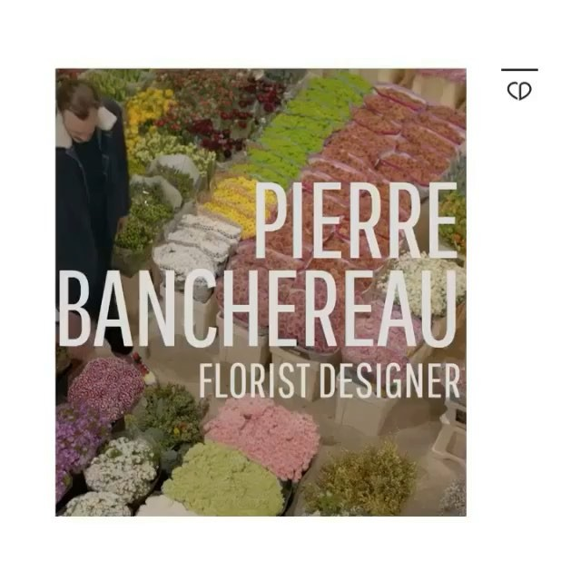 @debeaulieuparis, Pierre Banchereau, florist designer and our fragrance lover, shares his passion for perfume. He played the game by opening up his flower atelier to us in a video in which he talks about his favorite flower and shares his personal relationship with French art de vivre and bouquet @diorparfums #maisonchristiandior