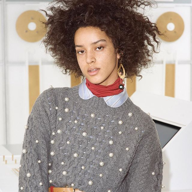 Maison Kitsuné presents the ultimate knitwear collection to stay comfy while remaining classy      #DreamAmplifier #FW18