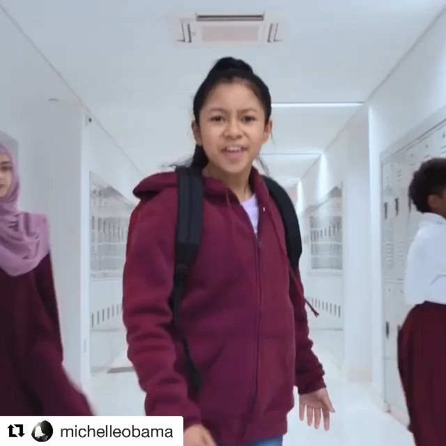 #Repost @michelleobama     Right now, more than 98 million adolescent girls around the world are not in school. I see myself in these girls. I see my daughters in these girls. I know a lot of you see yourselves and your families in them, too. That s why today on the International #DayoftheGirl, the @ObamaFoundation is launching the @GlobalGirlsAlliance a program to empower adolescent girls around the world through education. We believe that change happens from the ground up, so we re working to support grassroots leaders and to spur action from people like you, all around the world. We can accomplish more together than we can on our own, so I hope you ll join our alliance because the future of our world is only as bright as our girls. #GlobalGirlsAlliance