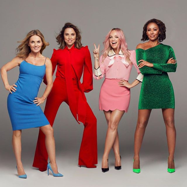 Today marks a special day for the girls as they announce the first tour dates since we performed together in 2012! I won't be joining my girls on stage again but being in the Spice Girls was a hugely important part of my life and I wish them so much love and fun as they go back on tour next year. I know they will put on an amazing show and the fantastic fans past and present are going to have a wonderful time! X vb #spicegirls #friendshipneverends
