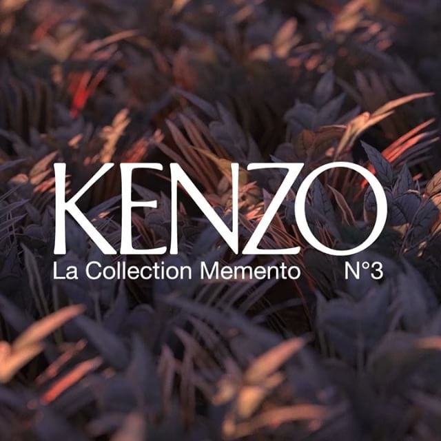 Le Rêve  by Le Douanier Rousseau inspired founder Kenzo Takada from the beginning. In this 3D animation by Thomas Traum (@traum.inc), the jungle becomes the protagonist, where Takada s desire to inhabit the painting becomes reality.  #KENZOEditorials  #collectionmemento3