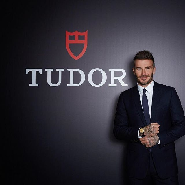 Excited to unveil the new @tudorwatch Glamour Double Date, live from Hong Kong. #BornToDare