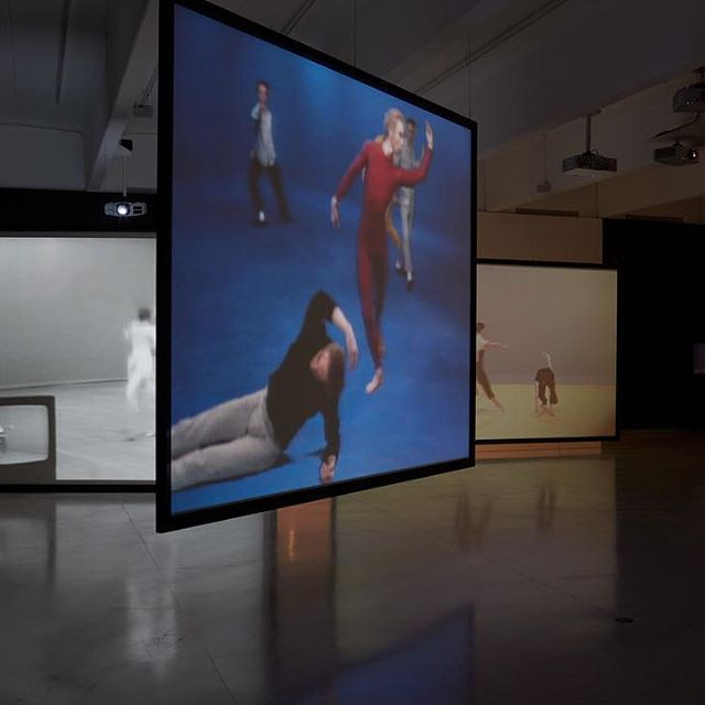 "Mark your calendar: ""Merce Cunningham, Clouds and Screens"" opens October 28. During his 60-year career, #Cunningham revolutionized dance. See video projections of dances by Cunningham along with installations by Charles Atlas and Andy Warhol. #CloudsandScreens        Charles Atlas photo by Gene Pittman, courtesy Walker Art Center, Minneapolis"