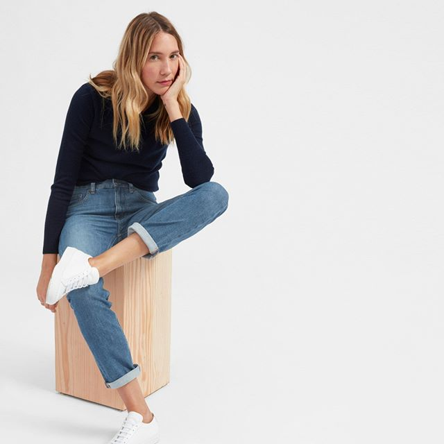 As the conversation around sustainability only grows stronger in fashion circles, Everlane has made a new declaration: it s saying goodbye to virgin plastic. The company, whose ethos is all about  radictransparency,  in terms of pricing and ethical factories, plans to be completely free of virgin plastics by 2021.  We re producing millions of units and every unit that goes out is wrapped in plastic,  said founder and CEO, Michael Preysman.  At the beginning, it was like,  Hey, let s just take off all these plastic bags.  There are a lot of complications to that. Everything you buy in the world comes wrapped in plastic when it comes out of the factory.