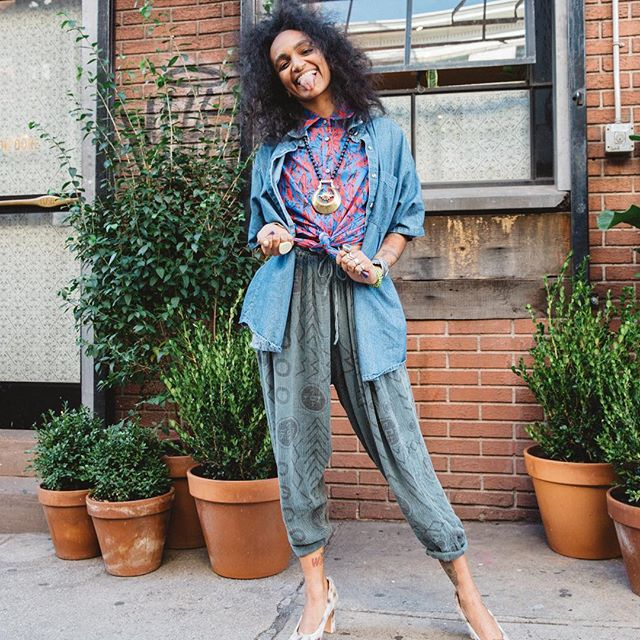 @emmabracy put together four fall looks from the Denise Huxtable mood board that has a permanent place inside her brain.