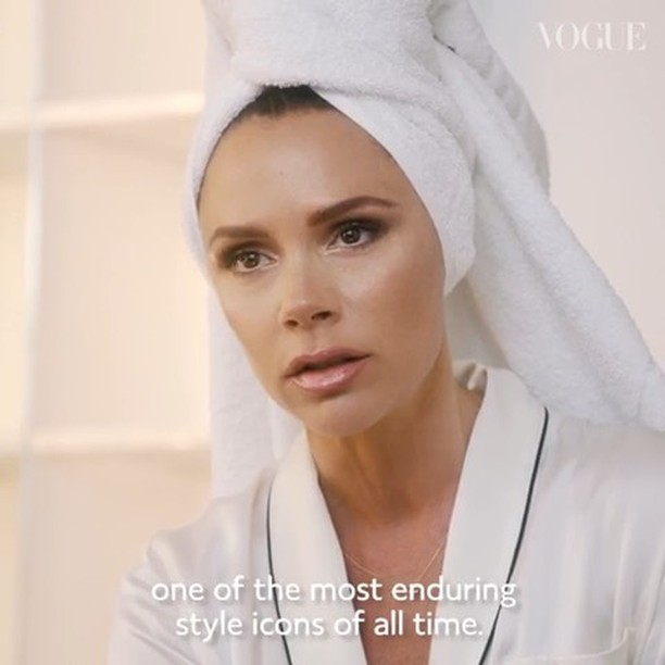 My #VBSince08 10 Year Anniversary film with @britishvogue won Silver at the @ciclopefestival Had so much fun creating this! Written and directed by @isaacjlock, featuring @edward_enninful, @ctilburymakeup, @venetialscott, @mrsvoguester x Kisses VB