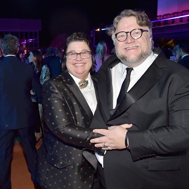 LACMA hosted its eighth annual Art+Film Gala on Saturday, November 3, 2018, honoring photographer Catherine Opie and filmmaker Guillermo del Toro. Co-chaired by LACMA trustee Eva Chow and actor Leonardo DiCaprio, the event was attended by more than 850 prominent guests and raised more than $4.5 million, with proceeds supporting LACMA s film initiatives and future exhibitions, acquisitions, and programming. The 2018 Art+Film Gala was made possible through the generous support of @gucci. Swipe through for just a few highlights from the evening.      In order of appearance:     2018 Art+Film Gala honoree Catherine Opie, 2018 Art+Film Gala honoree Guillermo del Toro  Photo by Stefanie Keenan/Getty Images for LACMA    2018 Art+Film Gala co-chair Eva Chow, 2018 Art+Film Gala honoree Catherine Opie, 2018 Art+Film Gala honoree Guillermo del Toro, and 2018 Art + Film Gala co-chair Leonardo DiCaprio   Photo by Stefanie Keenan/Getty Images for LACMA    Artist Mark Bradford and Actor-producer Salma Hayek Pinault   Photo by Donato Sardella/Getty Images for LACMA     Alejandro Gonza lez In a rritu, 2018 Art+Film Gala Honoree Guillermo del Toro, and Alfonso Cuaro n  Photo by Donato Sardella/Getty Images for LACMA    LACMA Senior Curator and Department Head of Modern Art Stephanie Barron, LACMA Curator of Photography & Prints & Drawings and Photography Department Head Britt Salvesen and artist Nancy Rubins  Photo by Donato Sardella/Getty Images for LACMA     Lana Del Rey  Photo by Billy Farrell/BFA.com     Artists Mathew Hale, Tacita Dean, and Toba Khedoori with LACMA Curator Christine Y. Kim  Photo by Stefanie Keenan/Getty Images for LACMA    Rowan Blanchard  Photo by Michael Kovac/Getty Images for LACMA    2018 Art+Film Gala Honoree Catherine Opie and Betye Saar   Photo by Stefanie Keenan/Getty Images for LACMA    Beck performs onstage during 2018 LACMA Art+Film Gala honoring Catherine Opie and Guillermo del Toro presented by Gucci at LACMA  Photo by Matt Winkelmeyer/Getty Images for LACMA