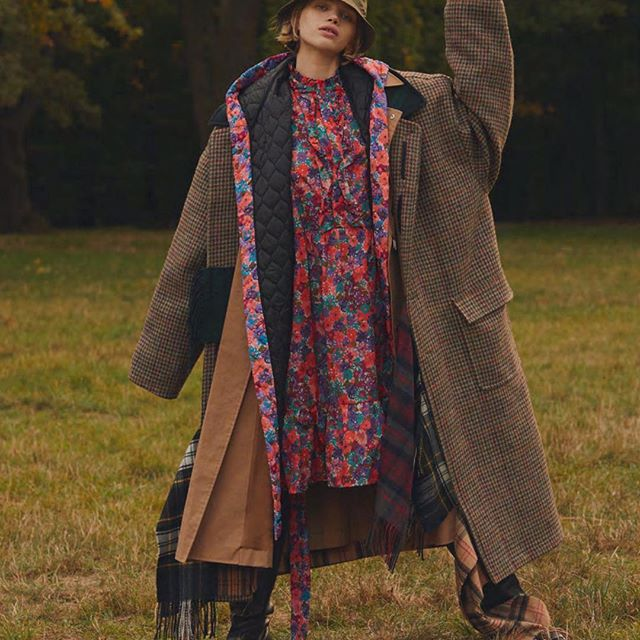 EXPLORE NEW ARRIVALS ONLINE www.matchesfashion.com @matchesfashion pic: @vogue_ukraine