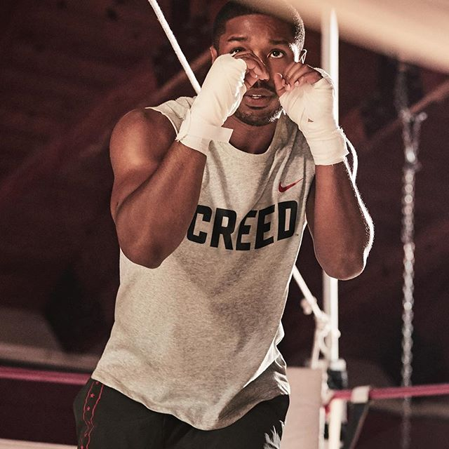 I want my legacy to be universal.  @michaelbjordan s dreams are bigger than the big screen. #justdoit