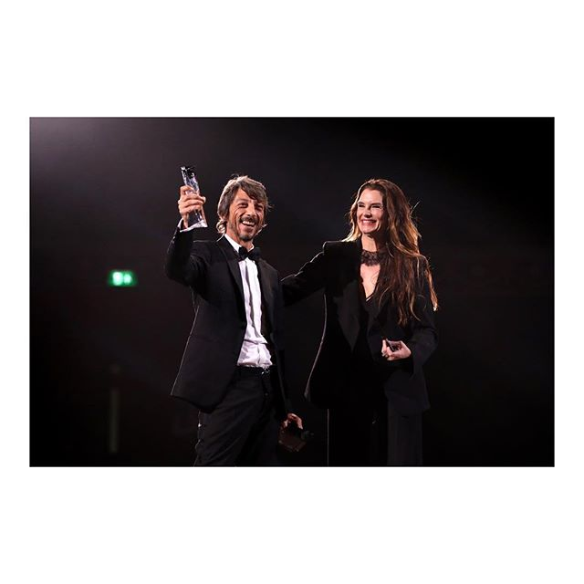 Congratulations to @PPPiccioli at @MaisonValentino for winning Designer of the Year award at the @BritishFashionCouncil #FashionAwards. #PierpaoloPiccioli #MaisonValentino #BritishFashionCouncil #FashionAwards #KarlaOtto