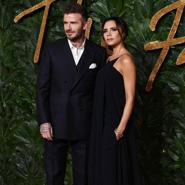 Excited to be supporting @britishfashioncouncil tonight at The Fashion Awards. It s been an amazing first year as their Ambassadorial President - good luck to all the nominees! I m also really proud to be here with @victoriabeckham tonight   her nomination is recognition of the incredible business she has built over the last 10 years, have a great evening #FashionAwards