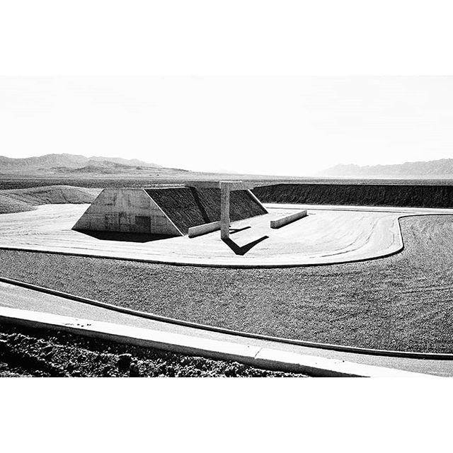 MICHAEL HEIZER'S CITY, COMPLEX ONE, GARDEN VALLEY, NEVADA #RICKOWENS #RICKOWENSONLINE