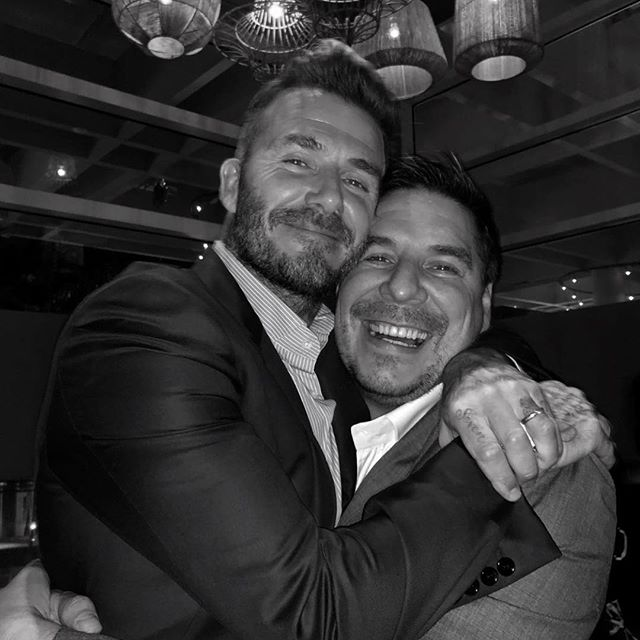 Happy Birthday Partner ... Hope you have an amazing time with friends and your amazing family .. Sorry I m not there man @marceloclaure @jclaure